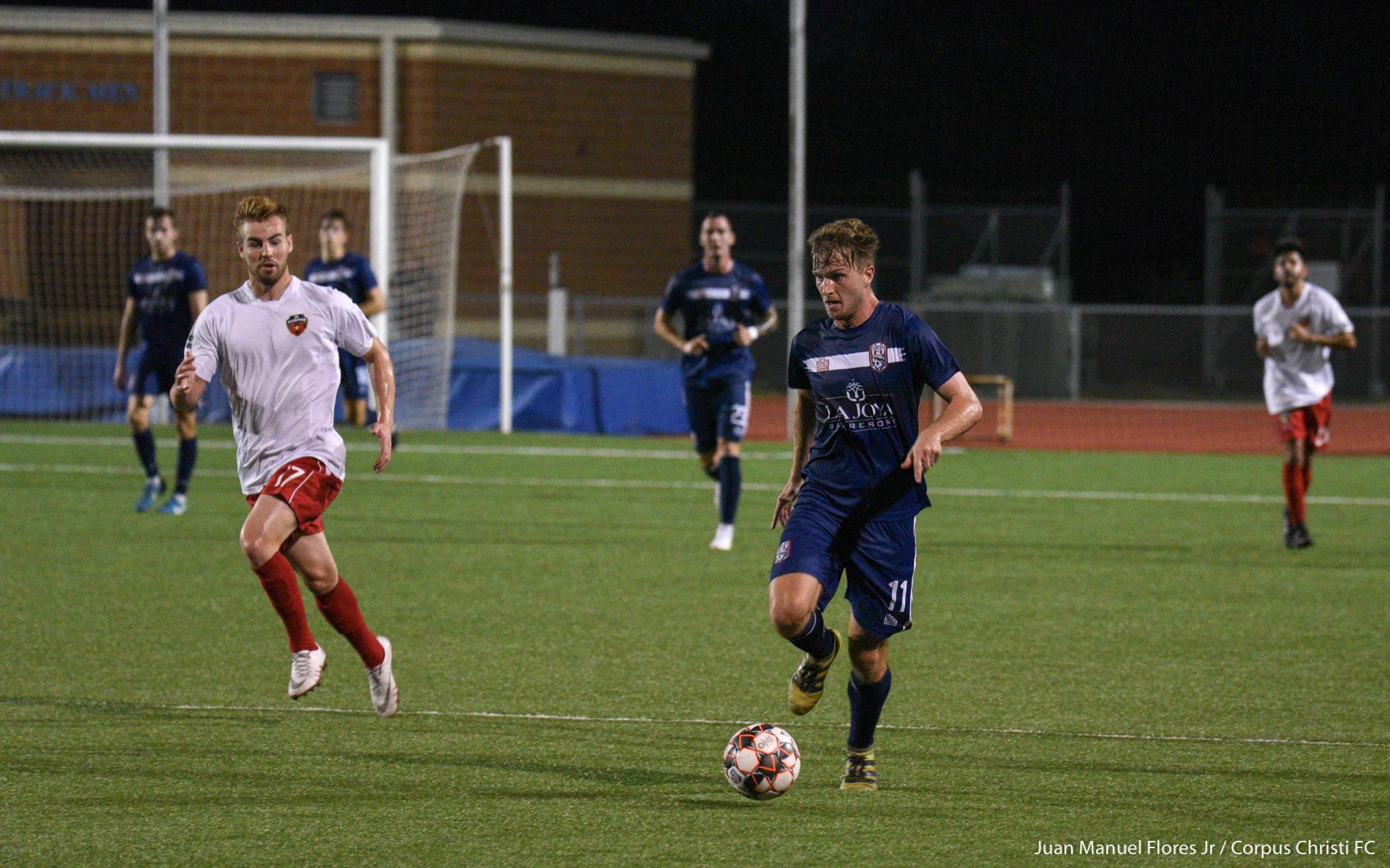 Corpus Christi FC Alumni Ben Conway Signs Professional Contract in England with Atherton Collieries F.C