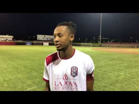 POST MATCH REACTION: The Boss, Stanley Smith, Tevin Lessey